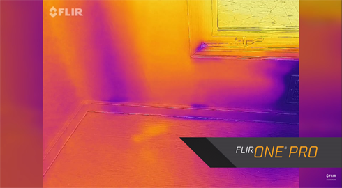 Checking a House for Missing Insulation with FLIR ONE